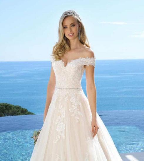 Vestido de novia de la firma LadyBird