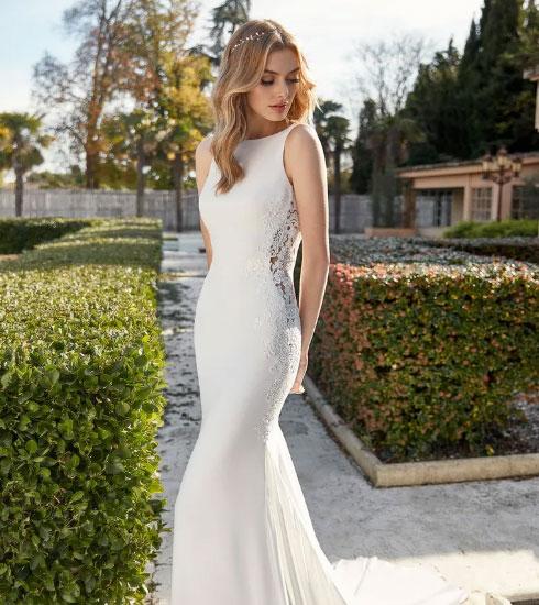 Vestido de novia de la firma St Patrick