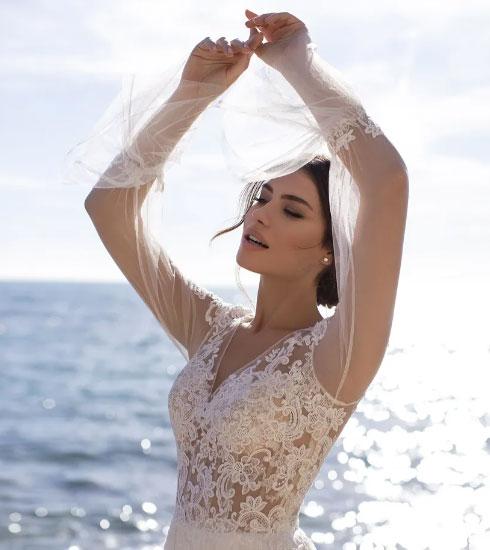 Vestido de novia de la firma White One